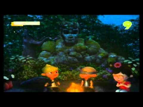UPIN & IPIN 2012 (Season 6) - Kembara Ke Pulau Harta Karun (EPISODE 3)