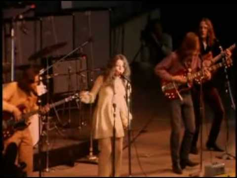 Big Brother And The Holding Company live