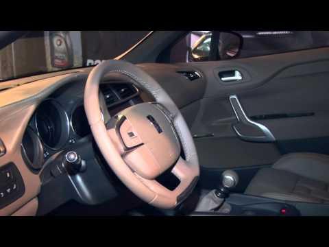 Autoperiskop.cz  – Výjimečný pohled na auta - Video – DS4 – česká premiéra na veletrhu Autoshow 2015