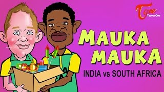 Mauka Mauka | India Vs South Africa | ICC Cricket World Cup 2015 - TELUGUONE