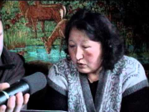 elicited Tofa reading with Tatiana Nikolaevna