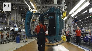 High performance: how Porsche is future-proofing its ageing workforce - FINANCIALTIMESVIDEOS