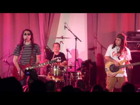 Tribal Seeds - Vampire live feat. Hirie, Coot from Mystic Roots, Gonzo, and Colton from Pacific Dub