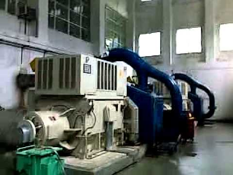 Small Hydro Power Plant operational in Uttarakhand, India