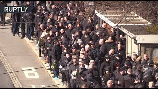 German neo-Nazi funeral attended by 800 people - RUSSIATODAY