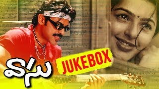 Vasu Telugu Movie Video Songs Jukebox | వాసు | Venkatesh | Boomika | Harris Jayaraj - RAJSHRITELUGU