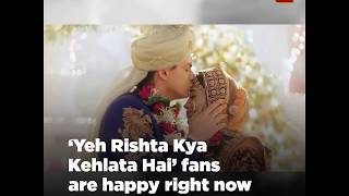 YEH RISHTA KYA KEHLATA HAI: This actress to RETURN to the show - ABPNEWSTV