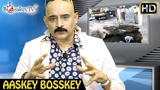 RBI Money Train Looted | Aaskey Bosskey | Funny Q & A Series | Bosskey TV