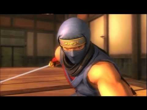 Ninja Gaiden Sigma - Master Ninja Mode Playthrough - Chapter 1