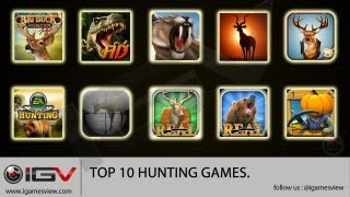 Top 10 Hunting Games For Iphone Ipad Ipod