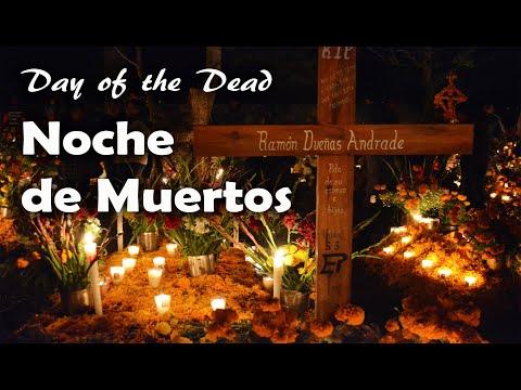 Día de Muertos en México, Tzintzuntzan Pátzcuaro Michoacán 2012