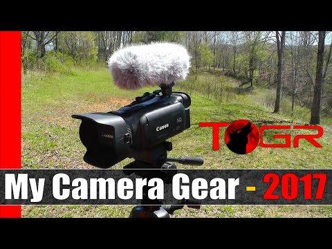My Camera Gear - 2017