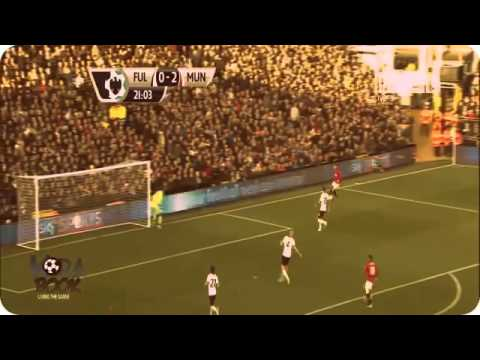 Fulham vs Manchester United 1-3 All Goals & Highlights 2/11/2013
