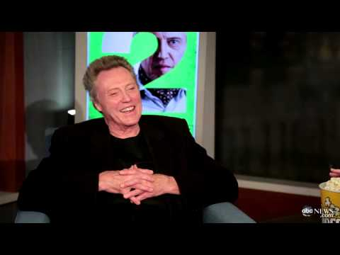 Christopher Walken Interview: 'Seven Psychopaths' Actor Says He Has No Hobbies but, 'I like to Work'