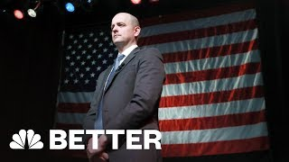 Evan McMullin: 'When You Lose Yourself in Service, You Find Yourself' | Better | NBC News - NBCNEWS