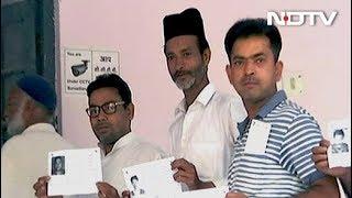 लोकसभा चुनाव: तीसरे दौर के चुनाव में 66% वोटिंग, बंगाल में 1 की गई जान - NDTVINDIA