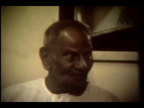 NISARGADATTA , I AM ONLY THE SELF  PART 1