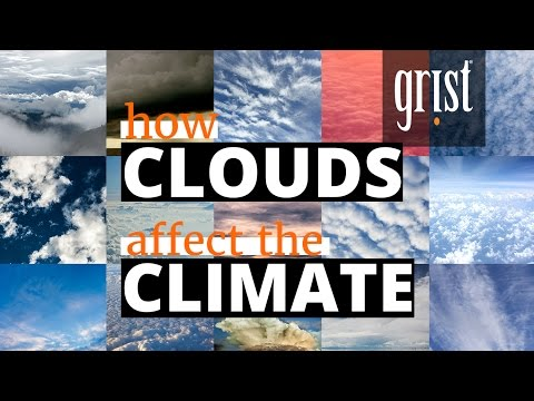 Here's why a less cloudy future is a big problem