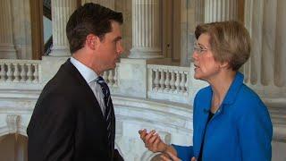 Warren: Trump gets 'F' on draining the swamp - CNN
