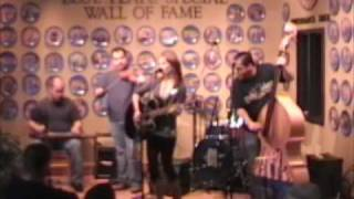 Breakin' (Original Song) - Kata & The Blaze (Live on WDVX's Blue Plate Special)