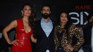 Ashmit Patel And Sofia Hayat Sttend Movie Six X Launch Event - THECINECURRY