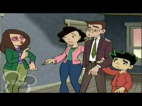 Amerykański smok Jake Long 04 - Nie ma to jak troll w domu, Fu Hau spacer miał (HD)