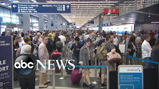 TSA tips for efficient holiday travel - ABCNEWS