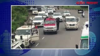 video : अमित शाह ने जयपुर में निकाला रोड शो