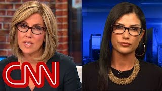 CNN anchor to NRA spokesperson: How dare you - CNN