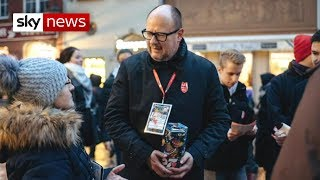 Polish mayor dies after stabbing at charity event in Gdansk - SKYNEWS
