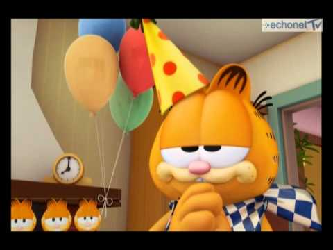 """Garfield"" w Cartoon Network"