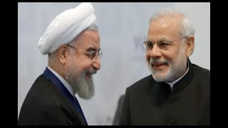 In Graphics: PM Modi and Iranian President Rouhani will be meeting today, discussions on o - ABPNEWSTV