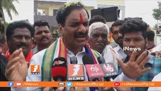 BSP Candidate Malreddy Ranga Reddy Speed Up Election Campaign Ibrahimpatnam | iNews - INEWS