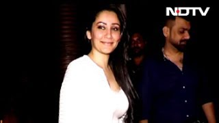 Manyata Dutt Spotted With Her Kids On Her Birthday - NDTV