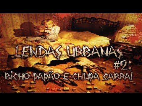 LENDAS URBANAS: BICHO PAPÃO