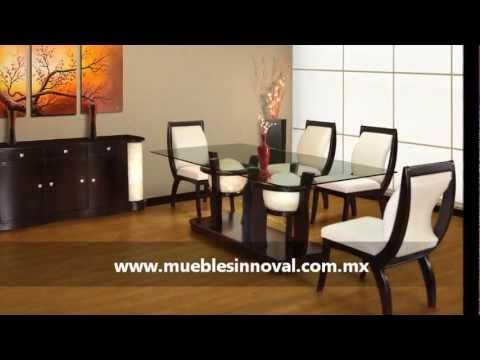 Muebles Minimalistas contemporaneos - Innoval Muebles