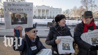 'Unpresidented': Fake edition of Washington Post claims Trump resigned - WASHINGTONPOST