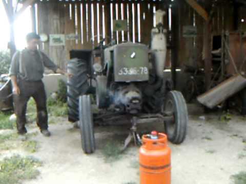 le vieux mas tracteur vierzon