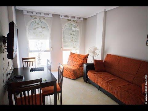 Снять квартиру в испании на побережье недорого на 2а человека