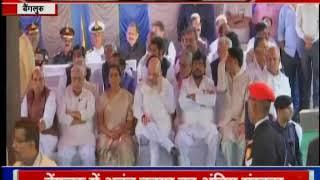 Ananth kumar bengaluru: BJP वरिष्ठ नेता अनंत कुमार को अंतिम विदाई, बड़े नेताओ ने दी श्रद्धांजलि - ITVNEWSINDIA