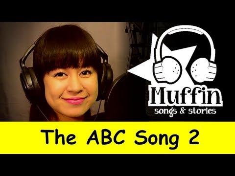 Muffin Songs – The ABC Song 2 (The Alphabet Song 2) Tekerlemeler ve İngilizce Çocuk Şarkıları