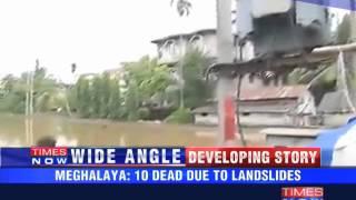 Incessant rains cause floods in Assam - TIMESNOWONLINE