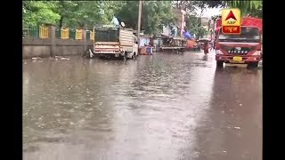 Heavy rains pound Delhi-NCR, several regions waterlogged - ABPNEWSTV