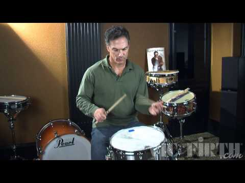 Vic Firth Rudiment Lessons: Nine Stroke Roll