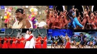 Super HIt Chiranjeevi songs from anji - MALLEMALATV