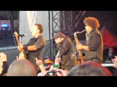 Bruce Springsteen - Rosalita (Come Out Tonight) - June 18th 2013 - Glasgow, Hampden Park