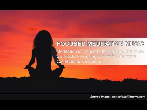 The Most Powerfull Effect - Focused Attention Meditation Music