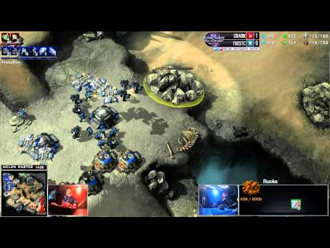 Crank vs TheSTC - Game 2 - WCS AM Premier Ro16 Group B