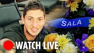 Wake service and funeral for striker Emiliano Sala  (LIVE) - THESUNNEWSPAPER