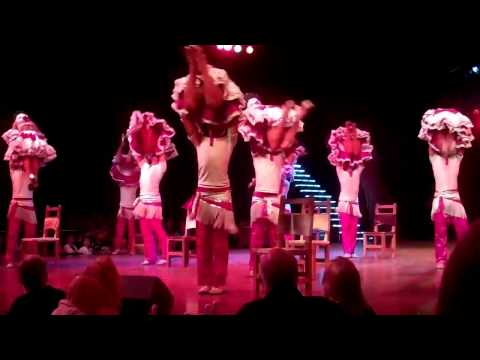 Havana Cuba's Tropicana Nightclub Show